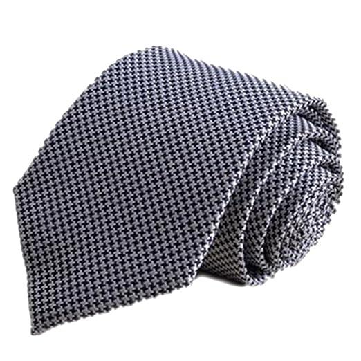 Zhongsufei Corbata Casual de Negocios para Hombre Corbata Tie Clip ...