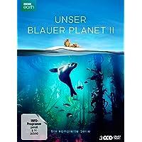 """UNSER BLAUER PLANET II - Die komplette Serie zur ARD-Reihe """"Der blaue Planet"""""""