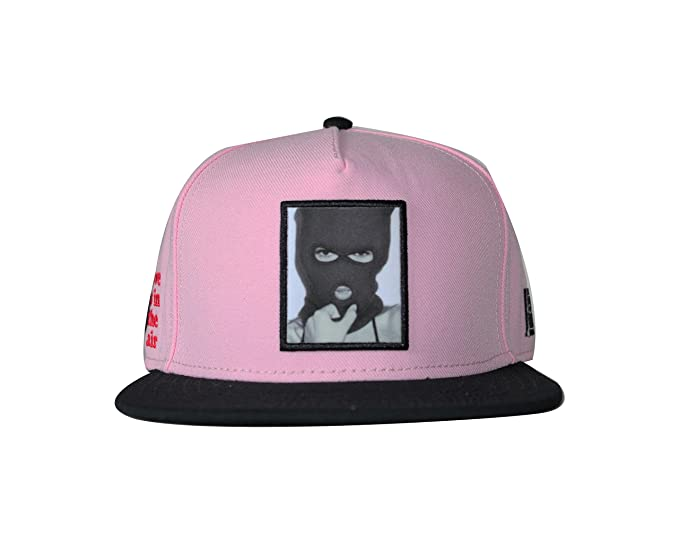 Cayler & Sons Gorras In The Air Pale Pink/Black Snapback