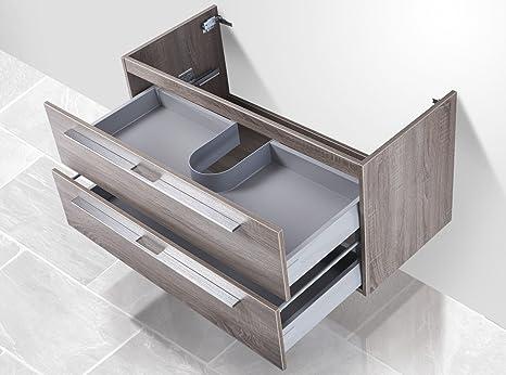 Hervorragend Unterschrank zu Duravit Vero 120 cm Waschbeckenunterschrank  LL42