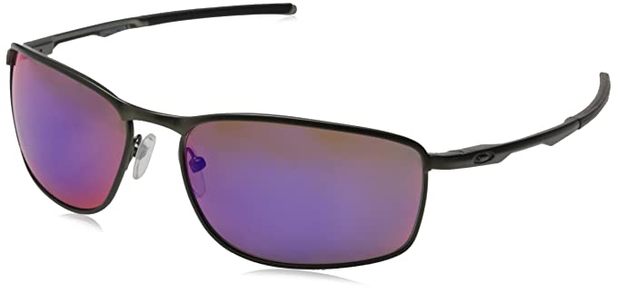 ea089b4583 ... cheapest oakley mens conductor 8 oo4107 04 rectangular sunglasses  carbon 54cf9 812d1