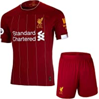 Liverpool 2019-20 Home Jersey with Shorts Master Quality