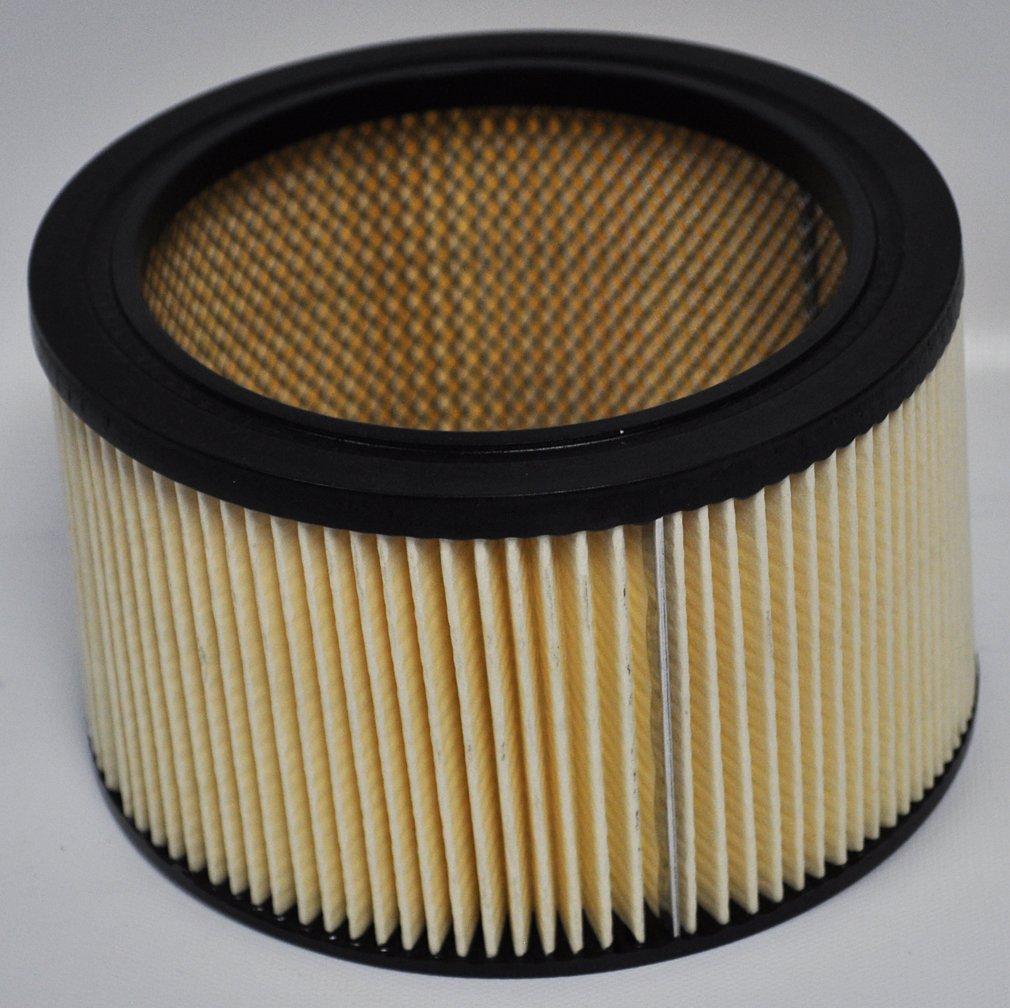 """Fit All Commercial Vacuum 1 1//2/"""" Black Plastic Dust Brush 14-1605-01"""