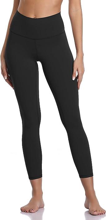 Colorfulkoala Womens High Waisted Yoga Pants 7//8 Length Leggings with Pockets