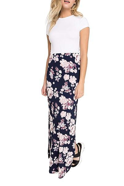 33a291ec90 Ardene - Women's - Tie Detail Maxi Skirt at Amazon Women's Clothing store: