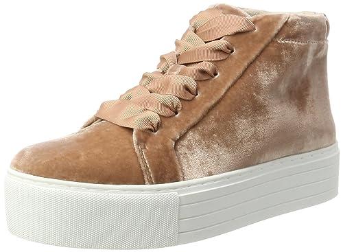Kenneth Cole Janette, Sneaker a Collo Alto Donna, Rosa (Blush), 42 EU