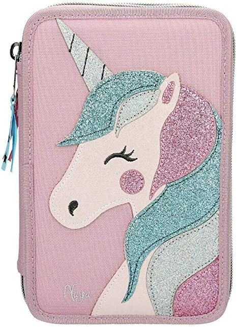 10538 A Estuche Triple Top Model Unicornio: Amazon.es: Bebé