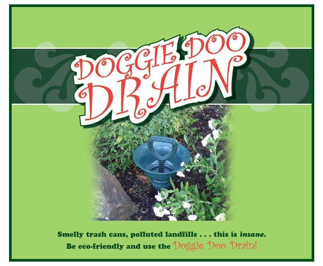 Doggie Doo Drain Dog Waste Sewer Line Attachment by Doggie Doo Drain (Image #1)