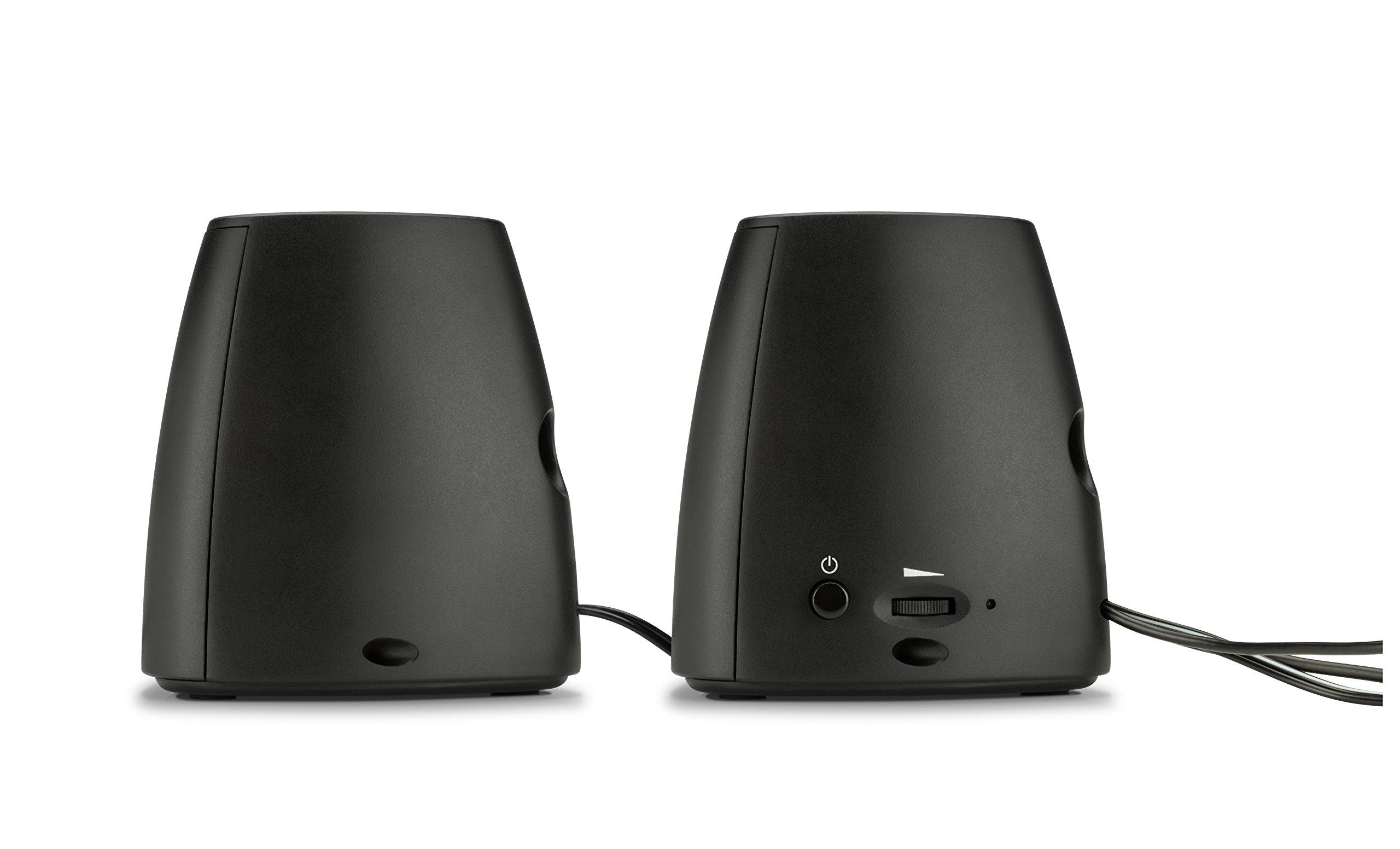 HP S3100 Altoparlante USB, Nero product image
