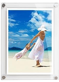 a4 modern acrylic photo frame stylish wall frame