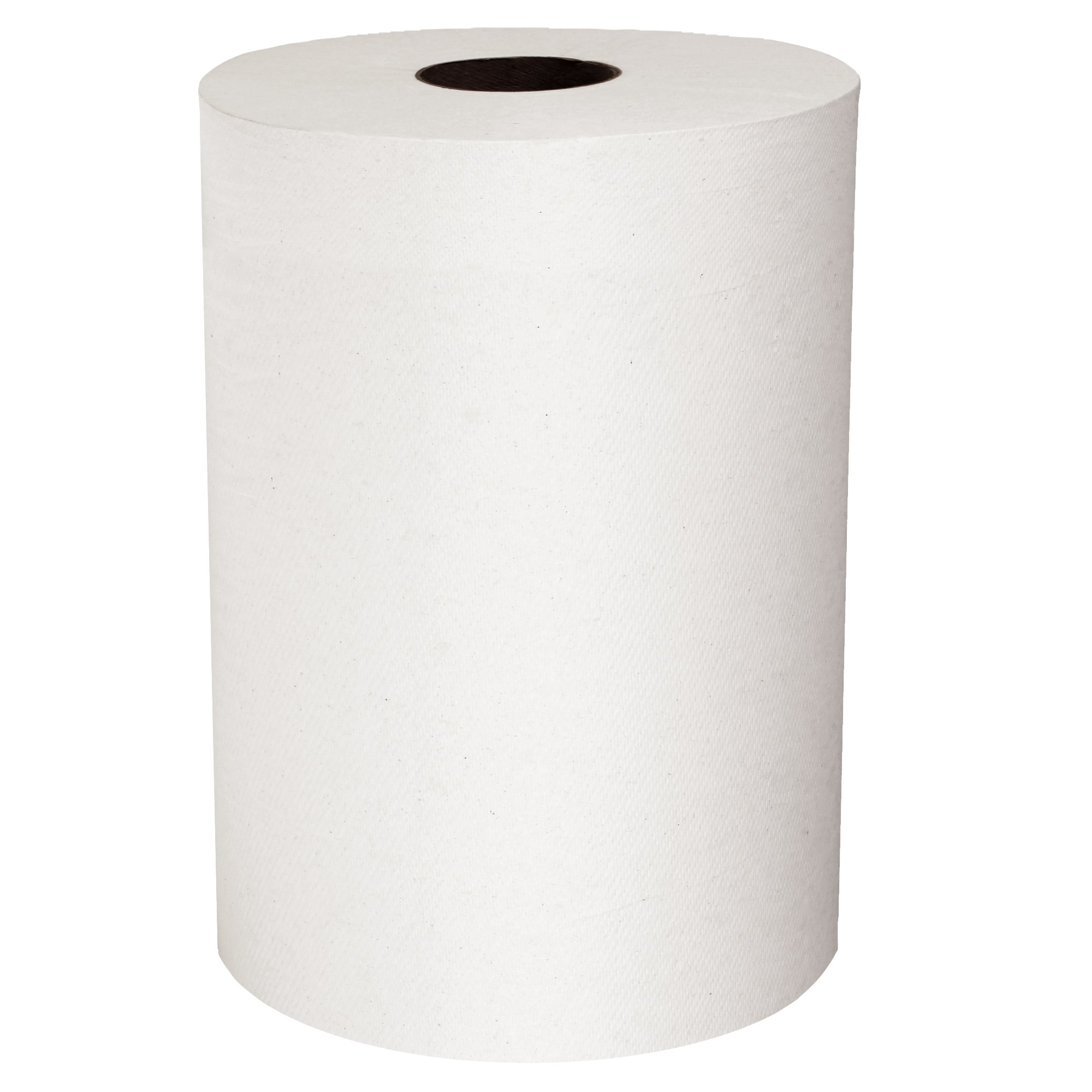 Scott Control Slimroll Hard Roll Paper Towels (12388) with Fast-Drying Absorbency Pockets, White, 6 Rolls/Case, 580' / Roll