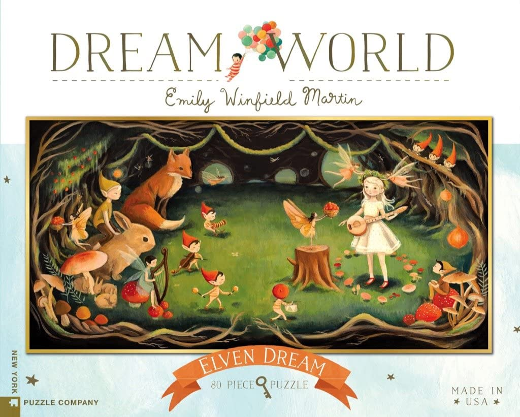 Jigsaw Puzzles The Dream World Puzzle