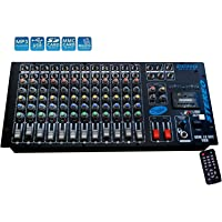 Himack™ Professional 12 Channel Stero Echo Mixer With Digital Media Player