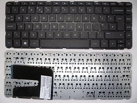 Portátil teclado para HP 240 G3 245 G3 246 G3 sin marco UK ...