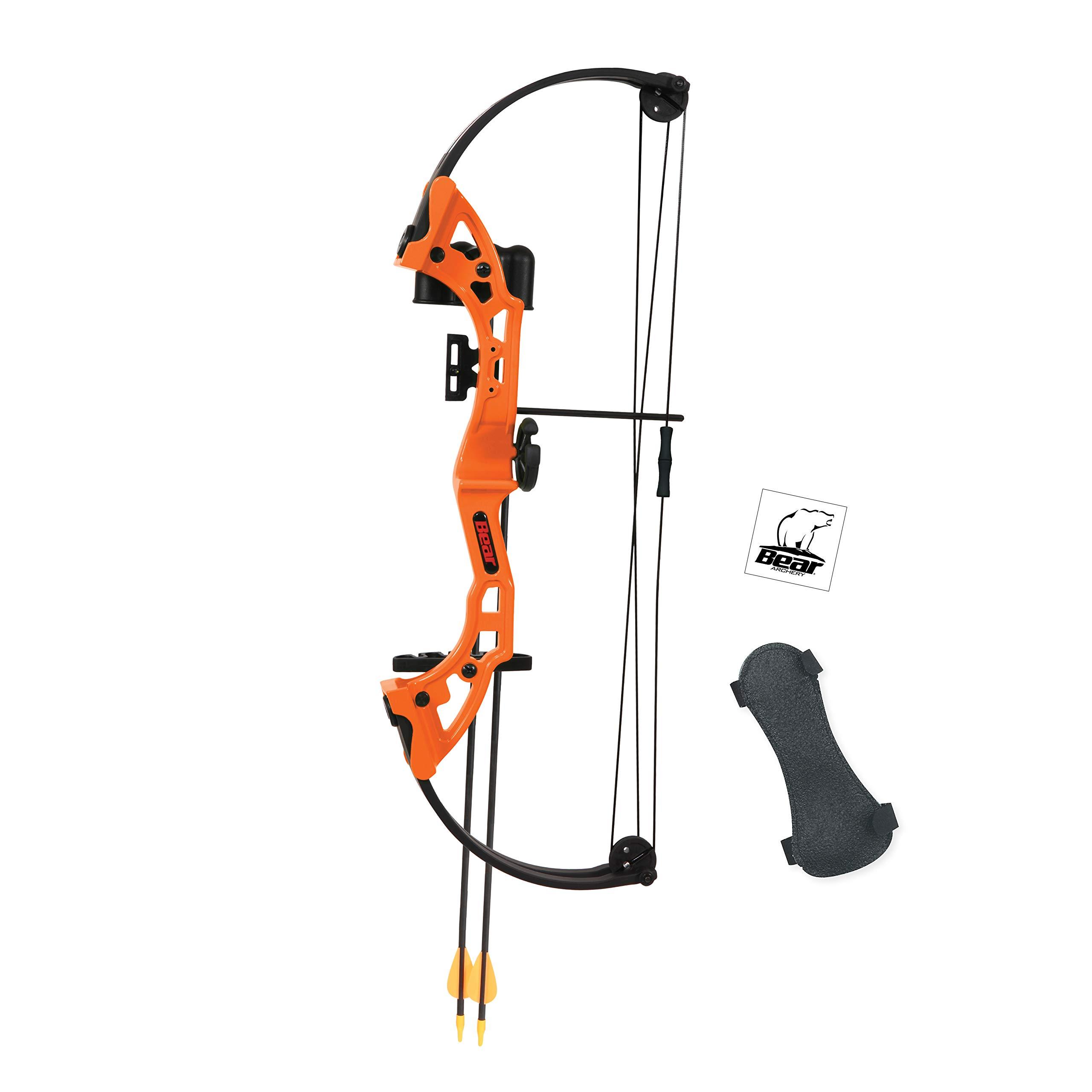 Bear Archery Brave Youth Bow –Orange