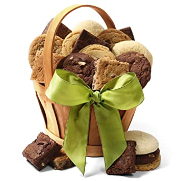 Holiday Baked Goods Gift Basket