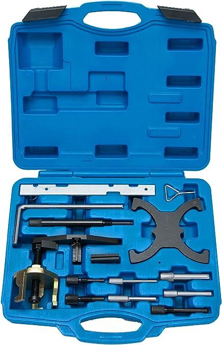 Festnight Engine Timing Camshaft Lock Kit Set Tool Pin Fit for Ford Zetec Focus Puma Fiesta