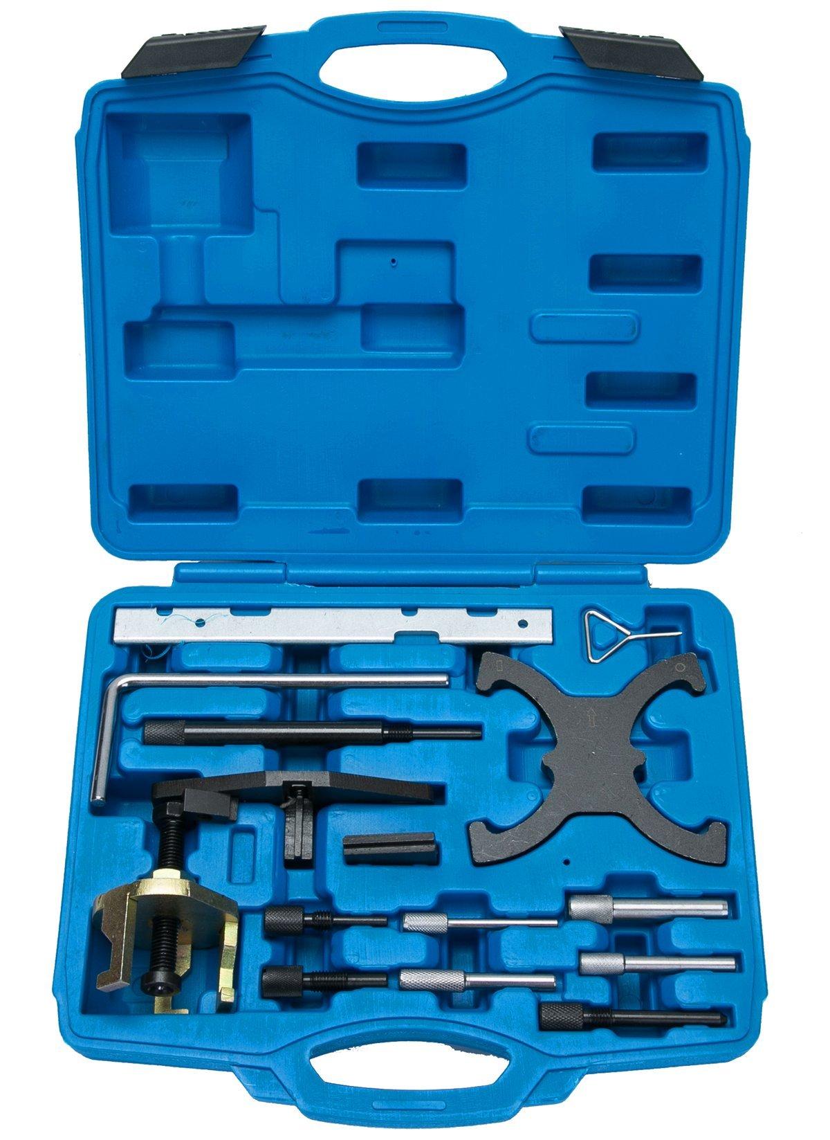 8MILELAKE Petrol & Diesel Engine Locking Timing Tool Kit Compatible for Ford Mazda