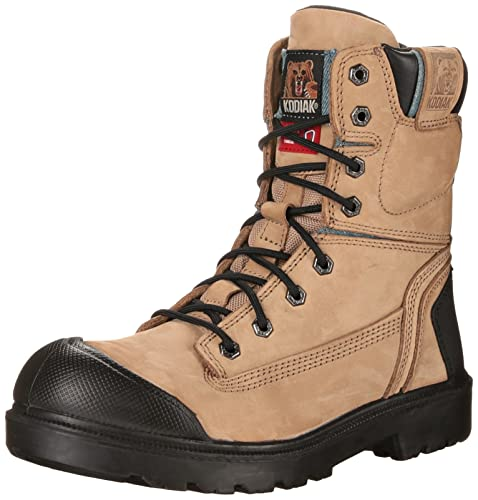 9520326366f Kodiak Men's Blue 8-Inch CSA Work Boot