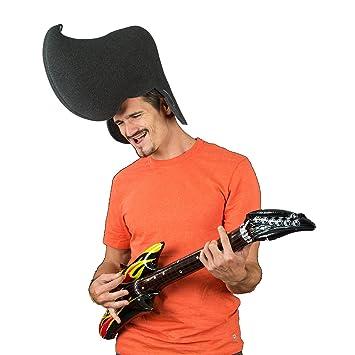 Peluca loca gomaespuma - Elvis