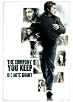 The company you keep - Die Akte Grant [dt./OV]