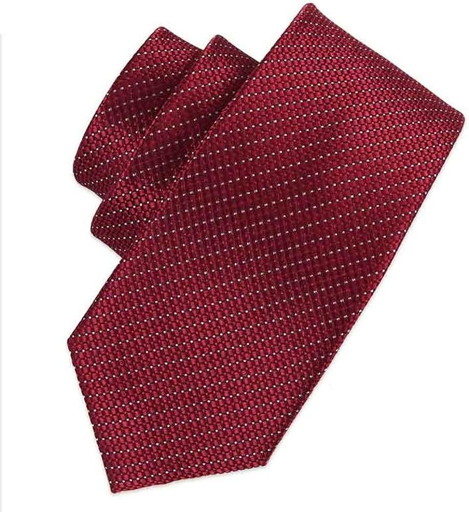 Corbatas Hombres Negocio Formal Usar Ciudad Negocios Vestido Lazo ...