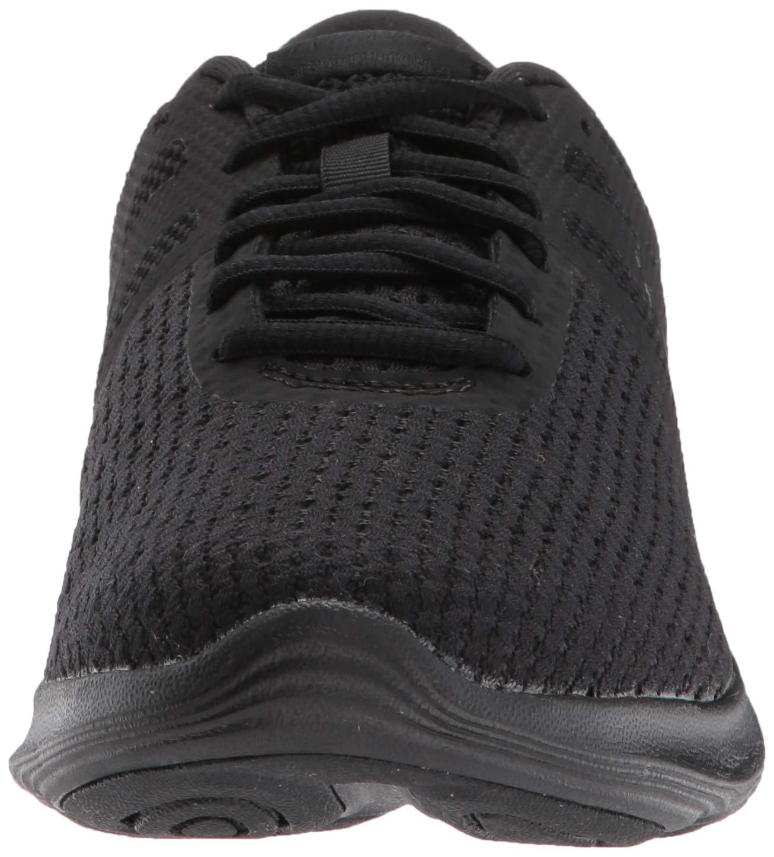 Nike Men's Revolution 4 Running Shoe, Black/White-Anthracite, 7 Regular US by Nike (Image #4)