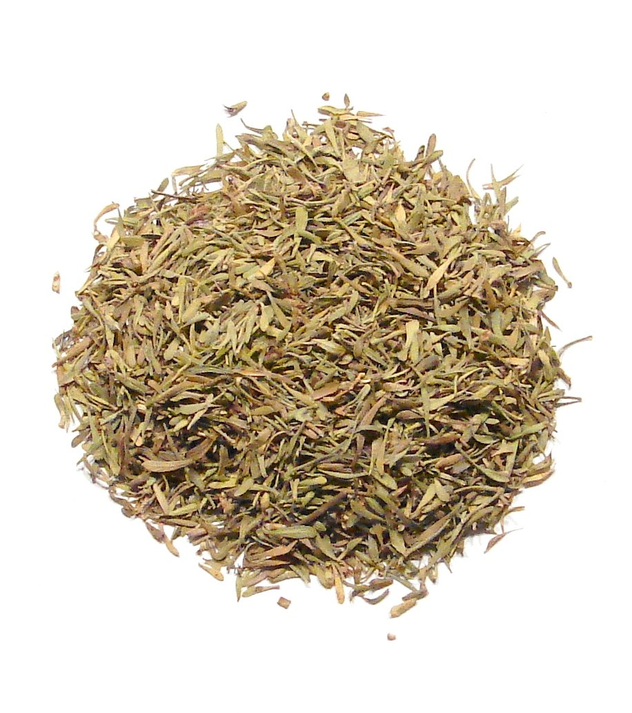 Whole Dried Thyme Herb - 2 Pounds - Spanish Thyme Leaf Blends Well With Savory and Marjoram