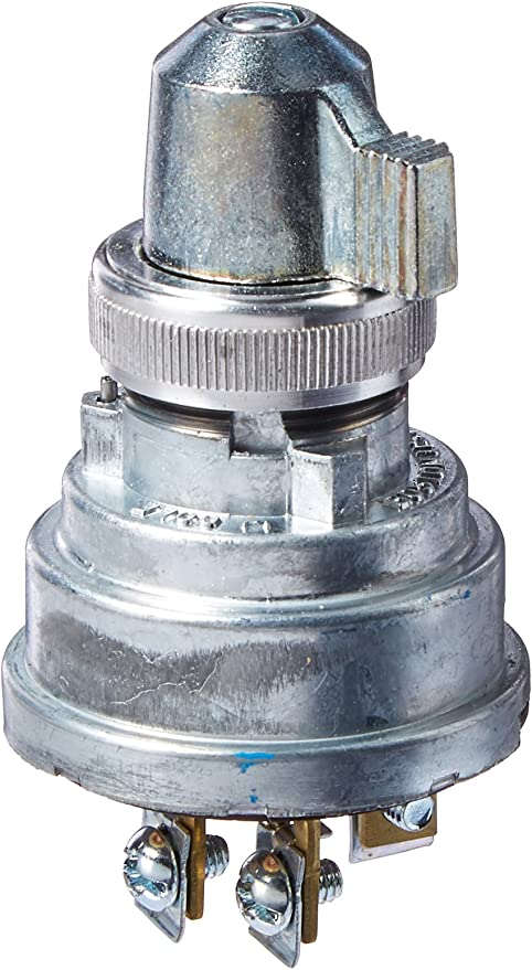 3 Position Cole Hersee 956-3125-BX Ignition Switch