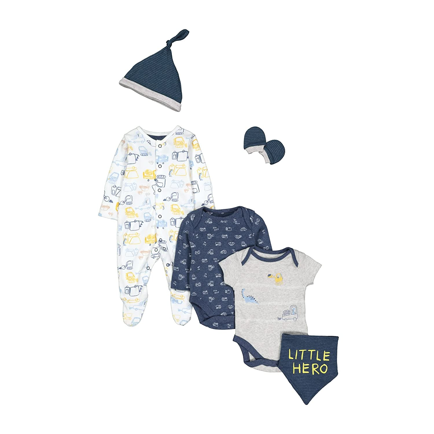 Mothercare Baby Boys' Clothing Set QB103