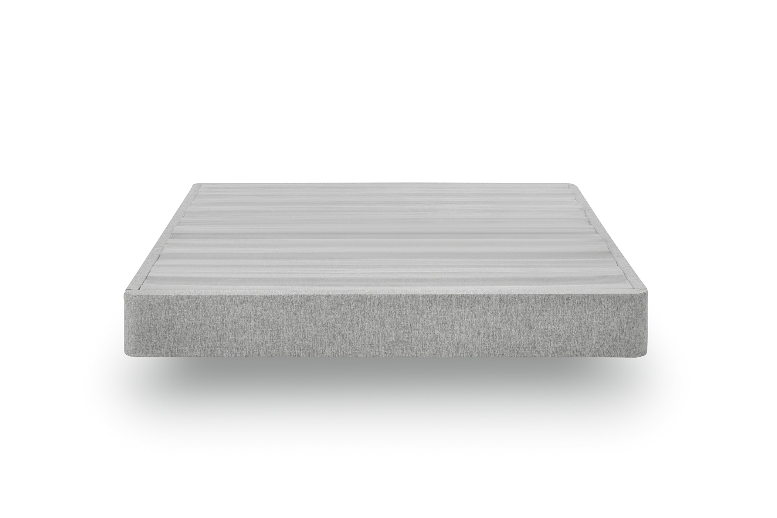 Tuft & Needle Mattress Box Foundation by Box Spring Replacement | Tool-Less Assembly | Durable Cover | Provides Support, Height, and Airflow For Your Mattress | 5-Year Warranty (Queen)