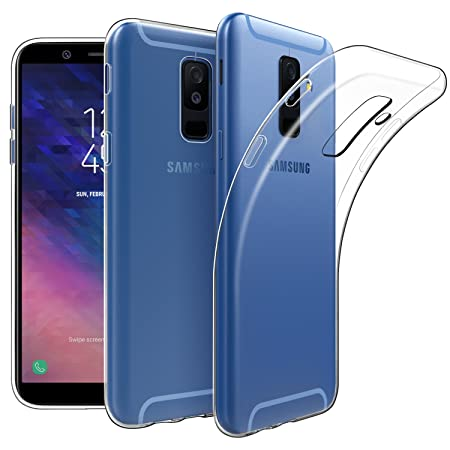 Easyacc Hulle Case Fur Samsung Galaxy A6 Plus Amazon De Elektronik
