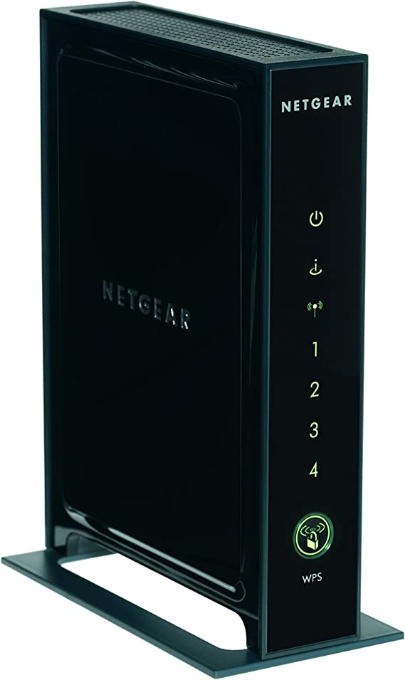 NETGEAR WNR3500L N300 Open-Source Gigabit WiFi Router (WNR3500Lv2)