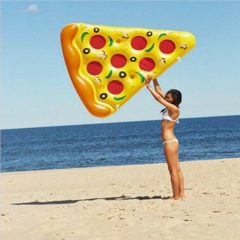 Rainbow Fox Donuts cactus piña Cisne Pizza Flota Nadar Piscina Inflable flotador Verano Al aire libre playa fiesta juguete (bread): Amazon.es: Juguetes y ...