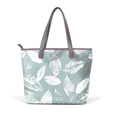 b1f1de06e851 Amazon.com  Women Designer Handbags Leather Canvas Bags Fashion Tote  Shoulder Bag  Shoes