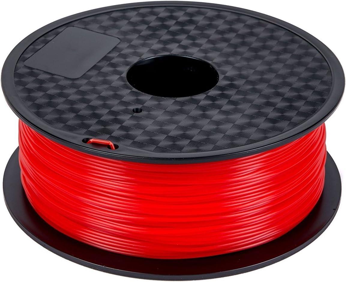 Rivenbert Filamento de 1,75 mm PLA 1 kg de Bobina para Impresora ...