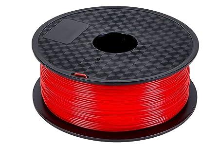 Cascacavelle Filamento de 1,75 mm PLA 1 kg de Bobina para ...