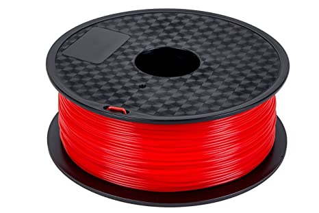 Durshani Filamento de 1,75 mm PLA 1 kg de Bobina para ...