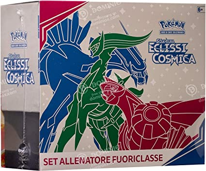 Pokemon - SM12 Cosmic Eclipse - Elite Trainer Box (ITA): Amazon.es: Juguetes y juegos