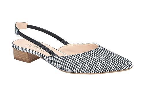 huge discount 8ff85 03b6c Peter Kaiser Women's Shoes - Sling Pumps Carsta 25 Blue Size ...