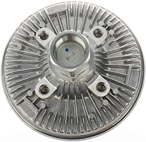 IRONTEK Engine Cooling Fan Clutch fits GMC SIERRA 1500/2500/3500 2007 GMC SIERRA 1500/2500/3500 02-04 CADILLAC ESCALADE Radiator Fan Clutch 15-4694