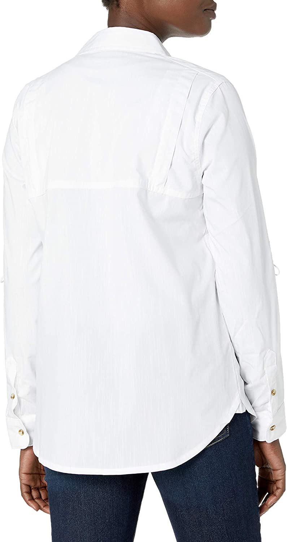 Carhartt Womens Womens Force Ridgefield Shirt Shirt