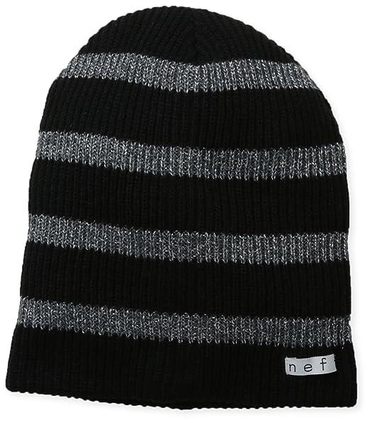 Amazon.com  NEFF Women s Daily Sparkle Stripe Beanie 03b4d5003a1
