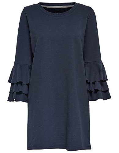 Ruffle sleeves dress onlANCONA by Only