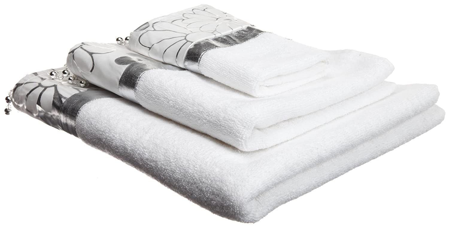 Amazoncom Popular Bath Bath Towels Phoenix Collection 3 Piece