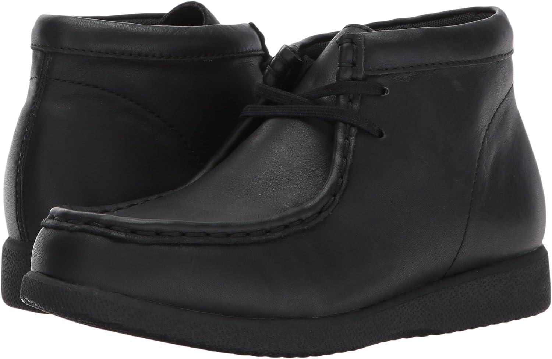 Hush Puppies Boys Bridgeport III School Uniform Shoes