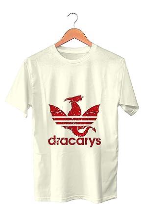 SONSECAR Camiseta Juego DE Tronos. Dracarys. Fire and Blood ...