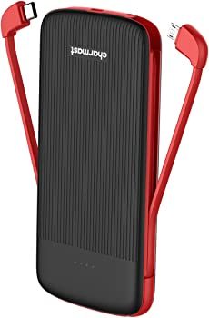 Charmast W1041 10000mAhmAh Portable Power Bank