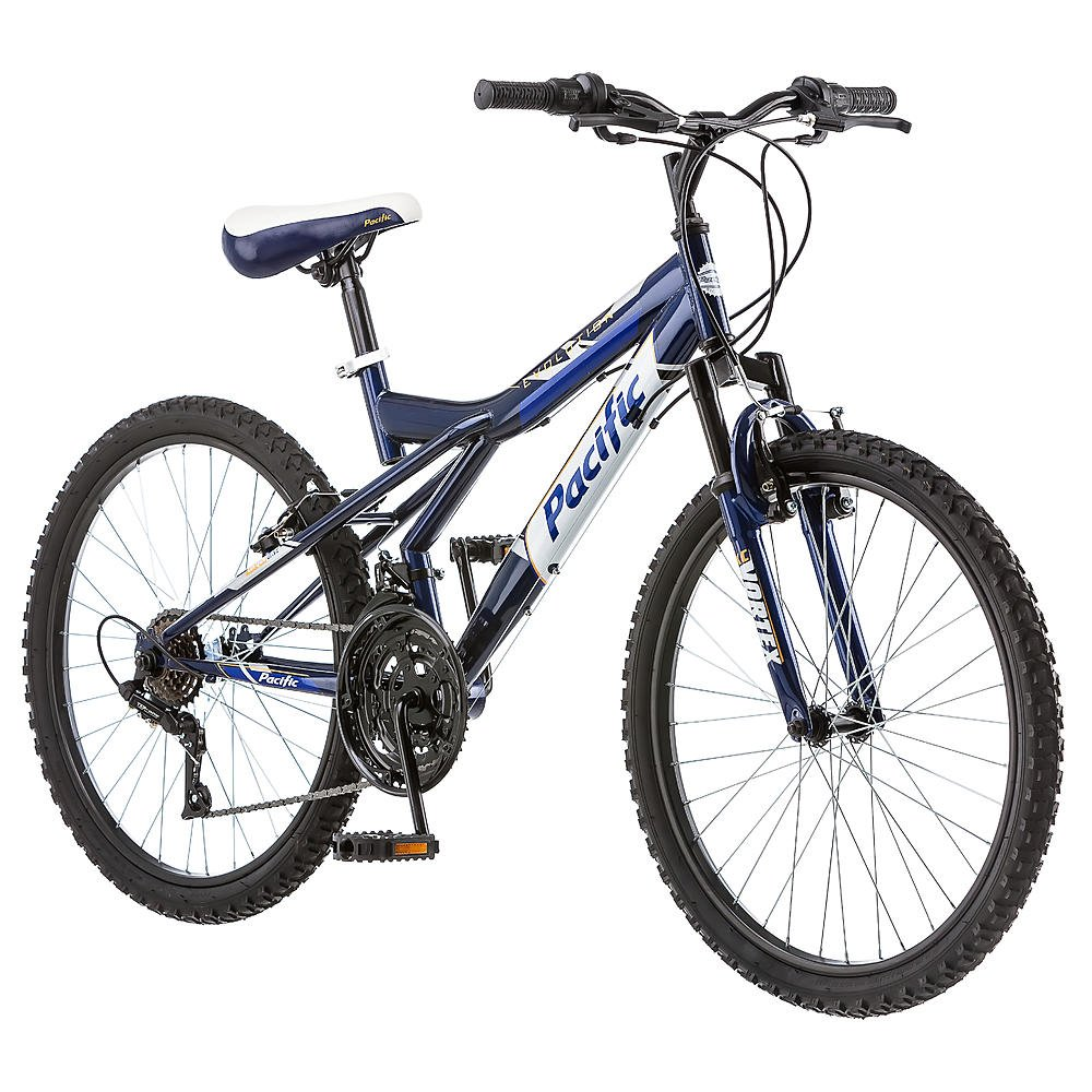 Pacific Evolution 24 Inch Boy's Mountain Bike