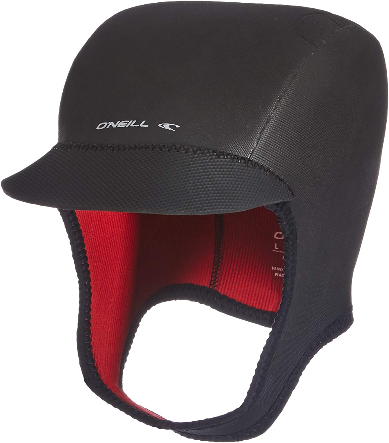 O'Neill Squid Lid 3mm, Black